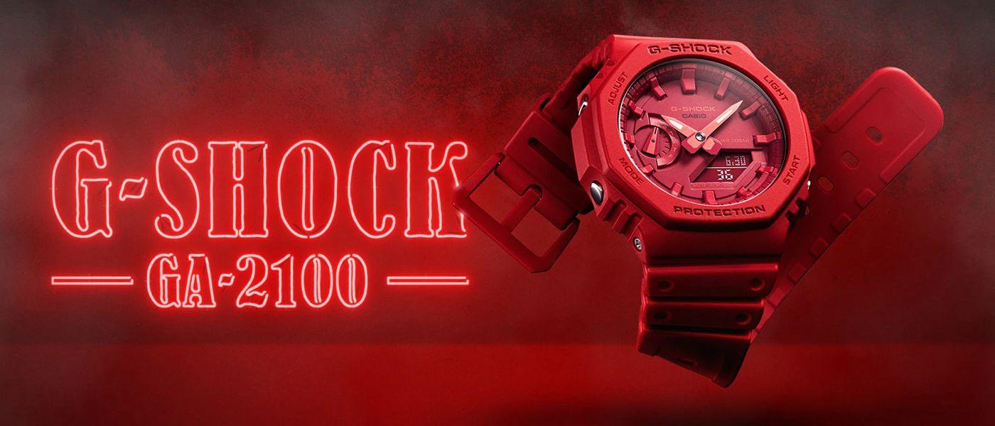 G-SHOCK(CASIO)
