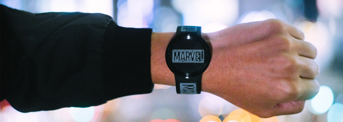 FES Watch U MARVEL Comics 別注モデル