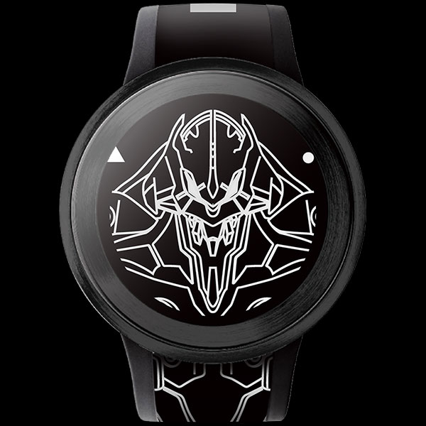 EVANGELION FES Watch U 限定モデル PREMIUM BLACK