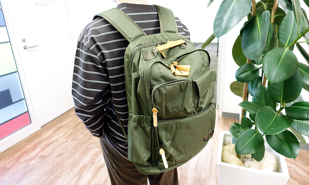 United By Blue 24L Arid Backpack Olive