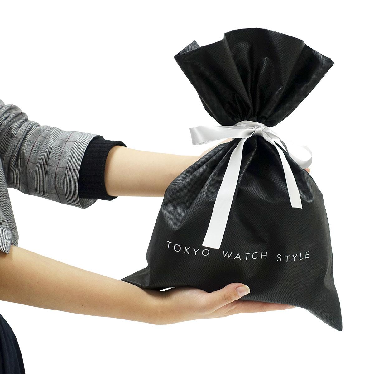 プレゼントしたい相手に、東京ウォッチスタイルから直接送る事も出来ます