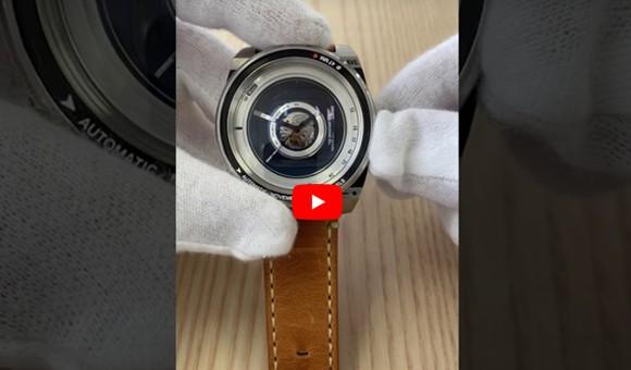 【動画】VINTAGE LENS AUTOMATICIIの調整法