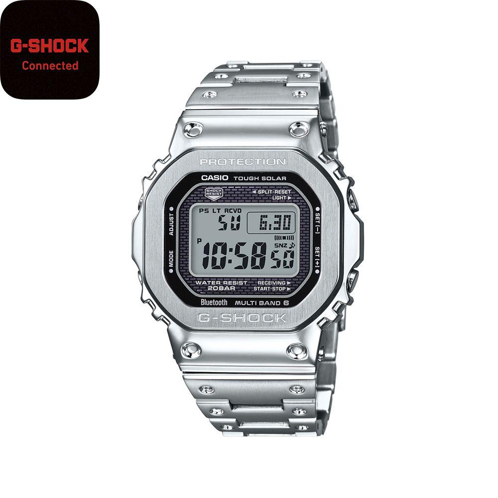 G-SHOCK GMW-B5000D-1JF【スマホ連携/ソーラー充電/ワールドタイム】