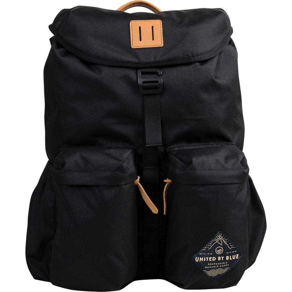 United By Blue 30L Base Backpack Black