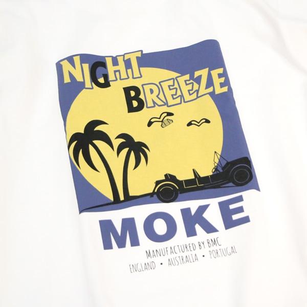 クラシックミニ・モーク MOKE-Tシャツ
