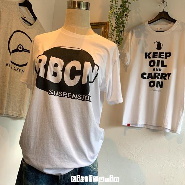 クラシックミニのラバーコーンデザイン「ラバコンTシャツ」
