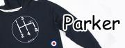 パーカーのカテゴリーへのリンク