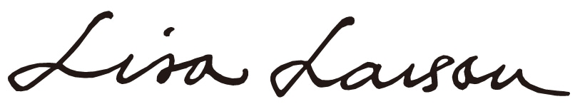 LisaLarson logo