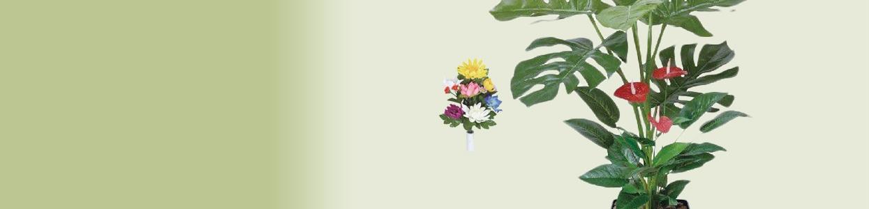 光触媒人工植物・造花