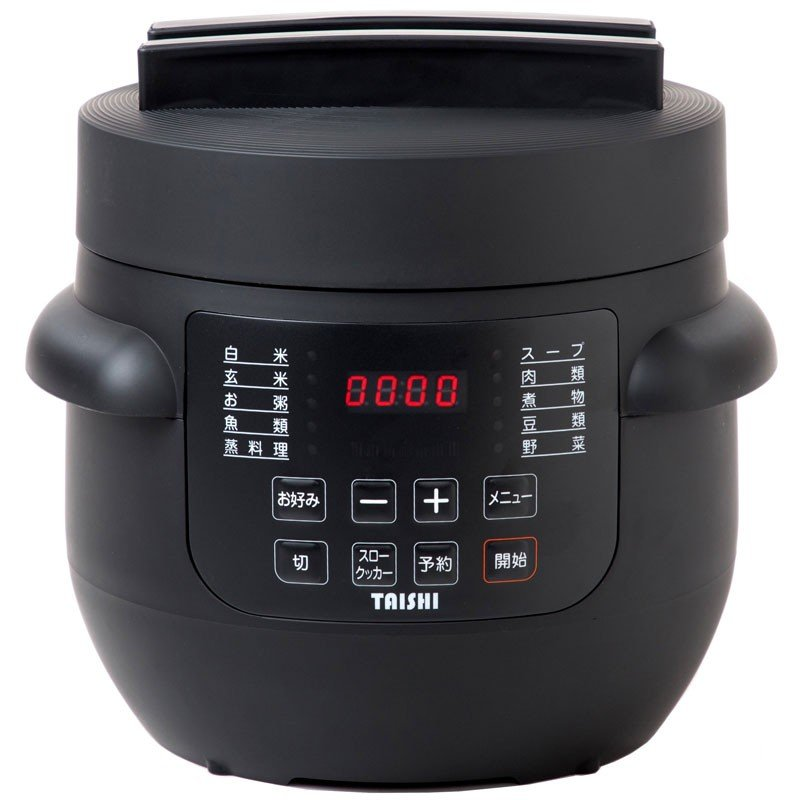 【TAISHI 電気圧力鍋TPC-190】