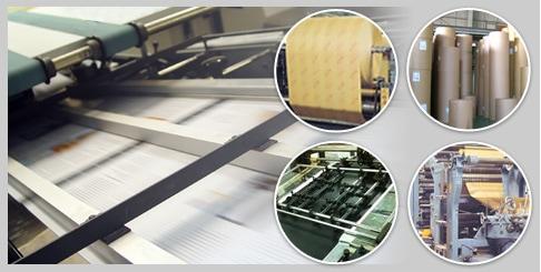 紙袋製造工程のご紹介