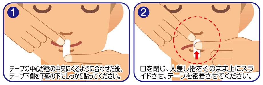 ご使用方法1