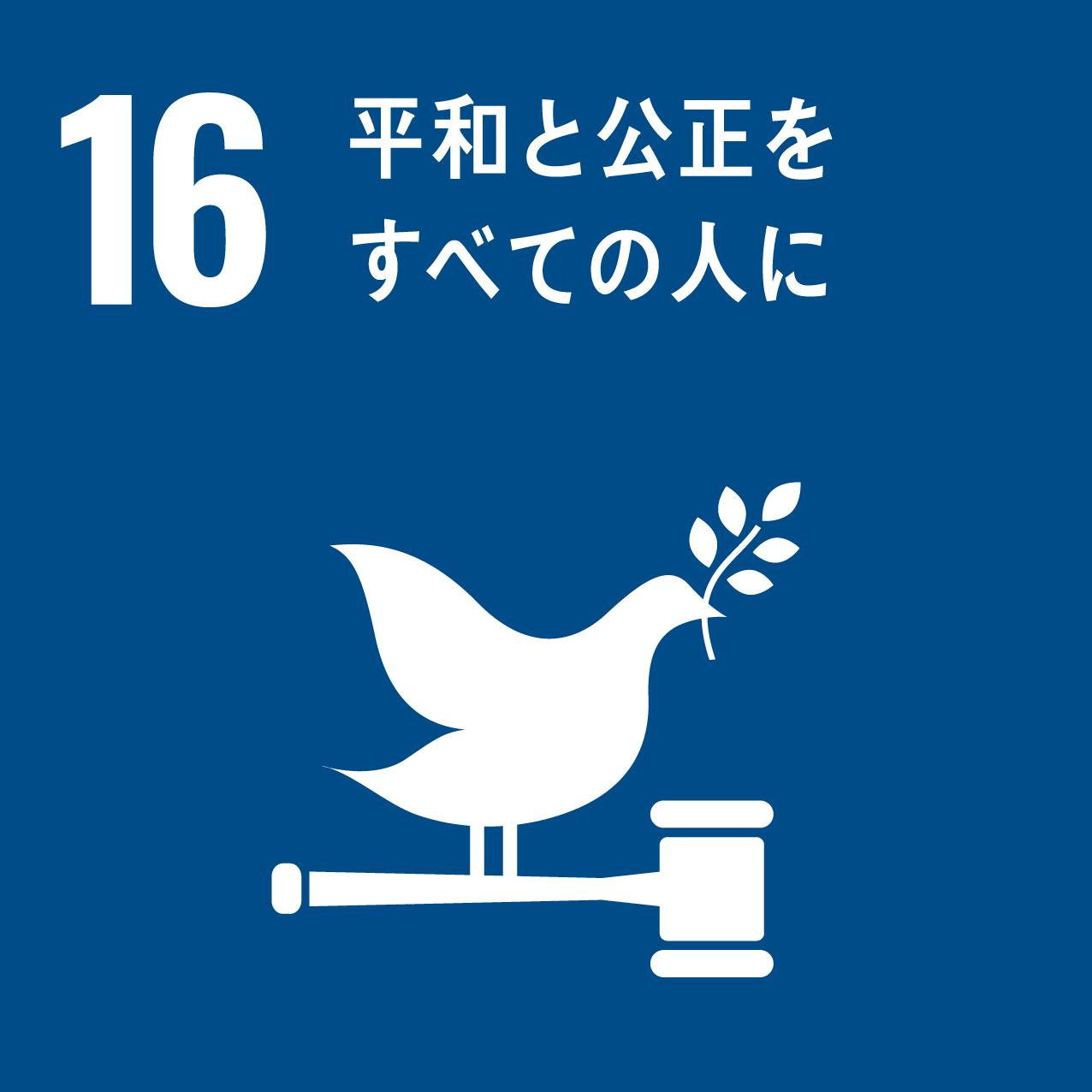 SDGs16