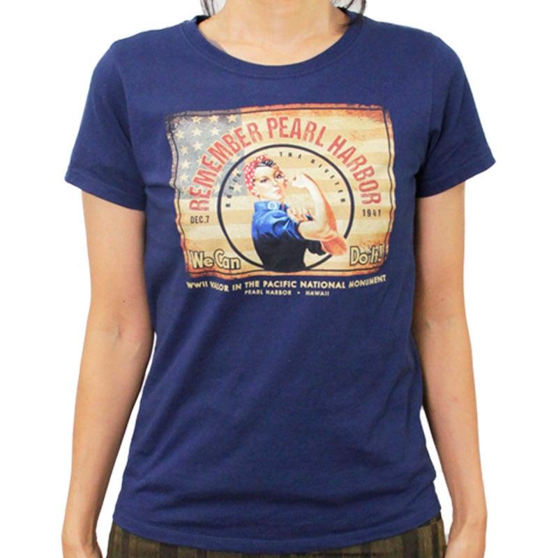 ロージー・ザ・リベッター レディースTシャツ