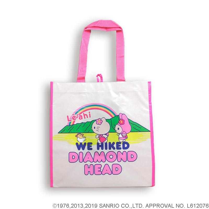 ハローキティ&フレンズ ダイアモンドヘッド ショッピングバッグ