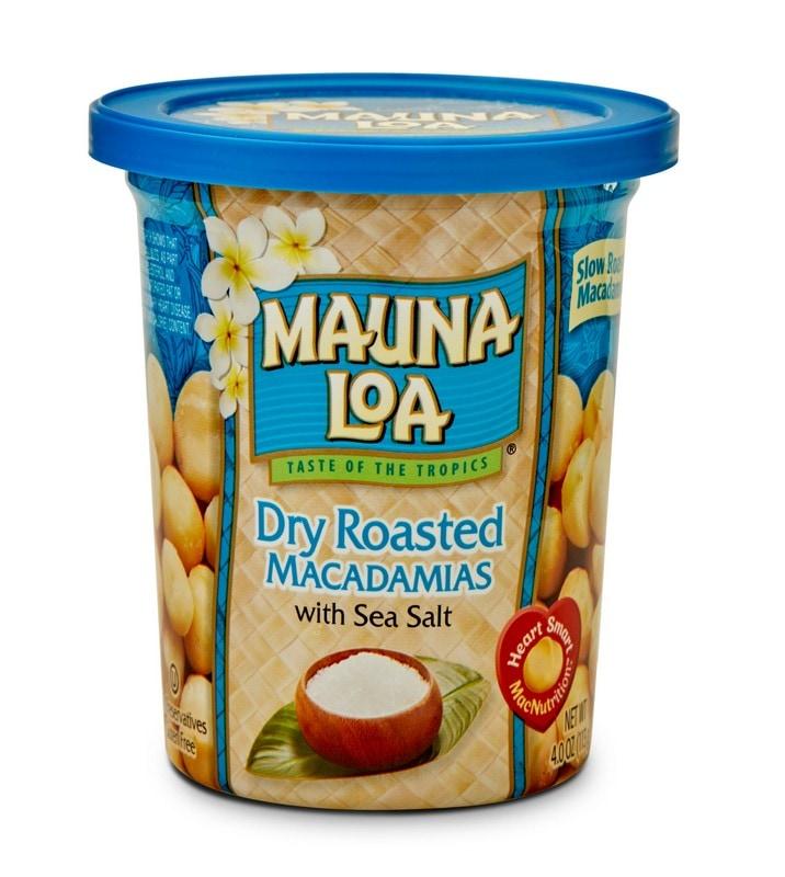 マウナロア 塩味 マカデミアナッツ113g