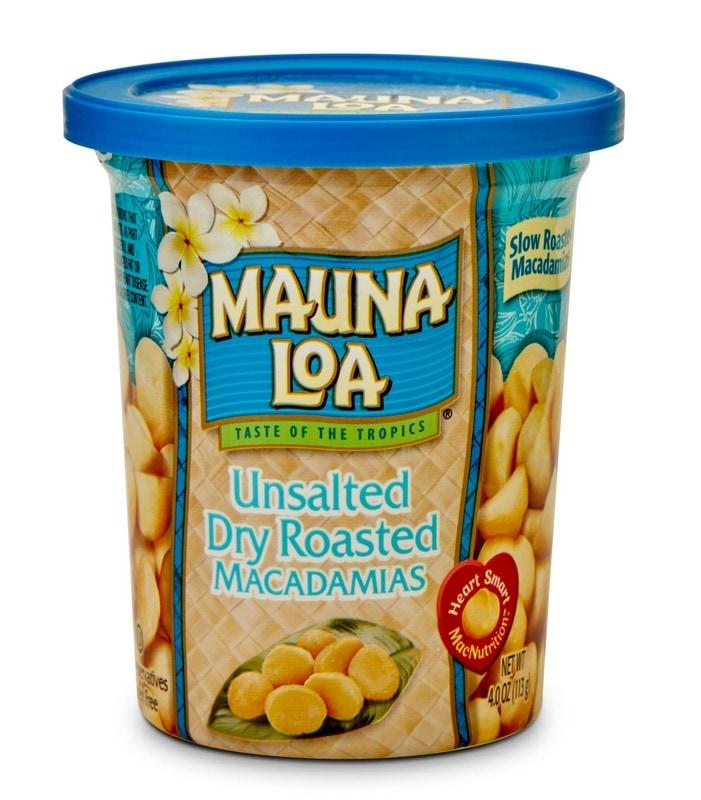 マウナロア 無塩 マカデミアナッツ113g