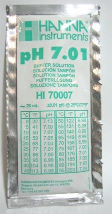 校正用標準液 ph7.01 (使いきりパック20ml)