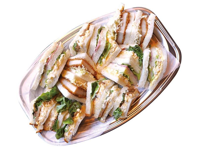 サンドイッチ盛りM