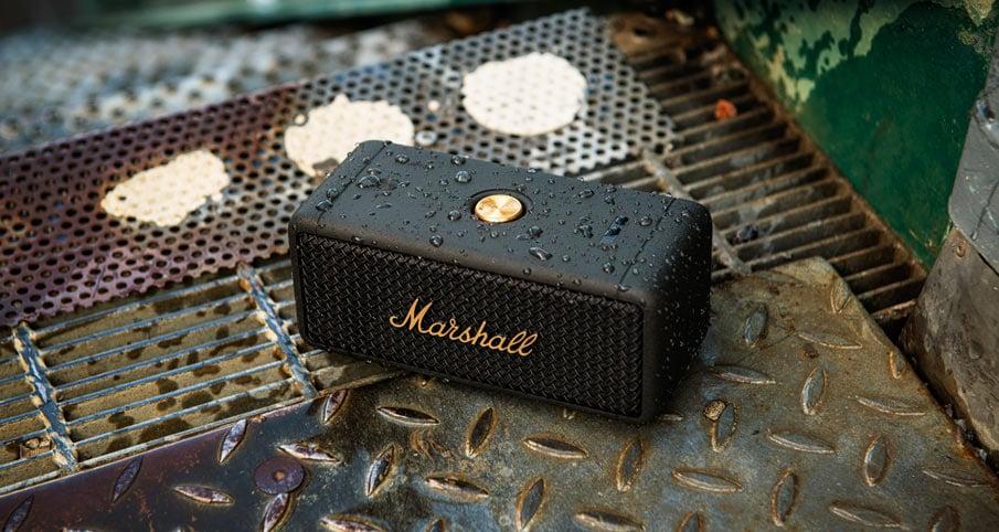 Marshall マーシャル| Emberton Portable Speaker エンバートン ポータブルスピーカー