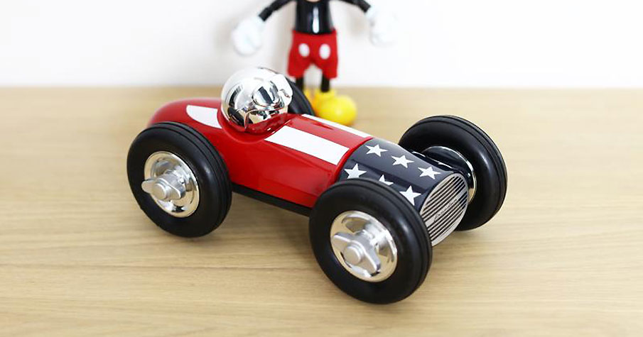 Playforever Bonnie Racing Car