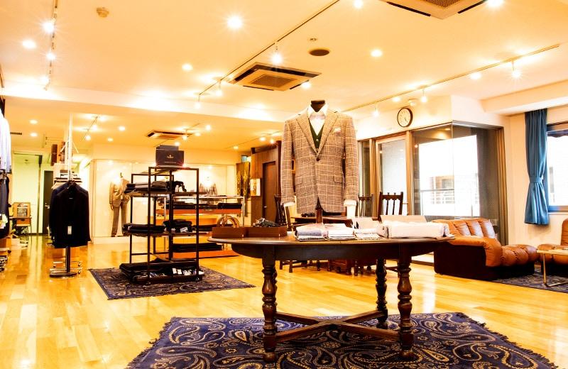 TANIMACHI SEBIRO 1927 大阪本店