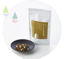 """玉露仕立てかぶせ玄米茶"""""""