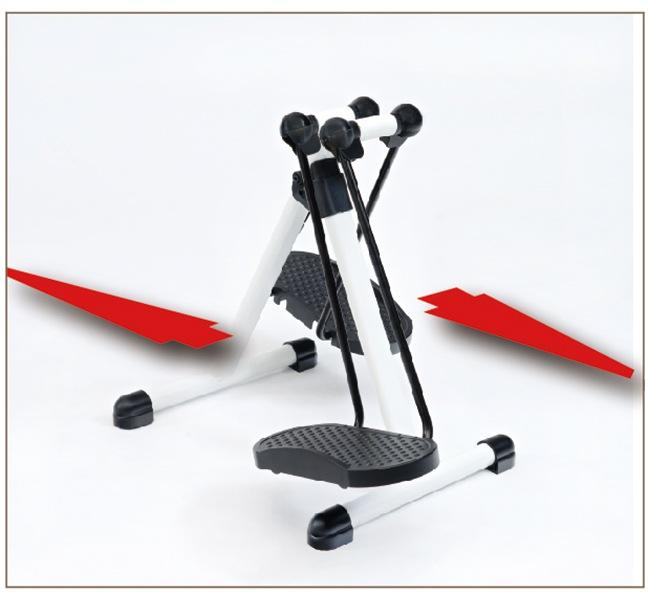 椅子運動 チェアストライダー 前後運動