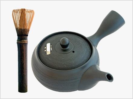 画像:茶道具