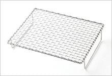 干しかご用 中段網|小サイズ専用