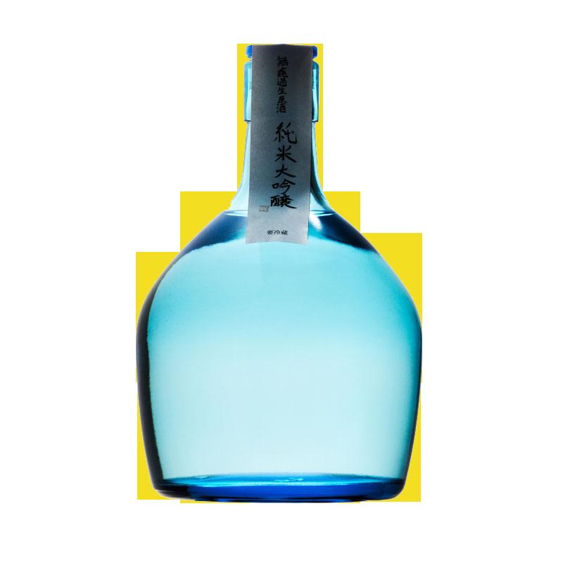 純米大吟醸無濾過生原酒 新酒720ml(150本限定販売)