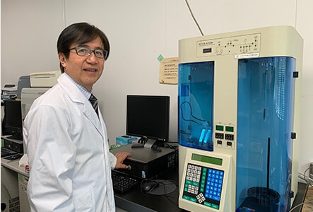 国立大学の研究チームが5年以上の歳月をかけて開発。