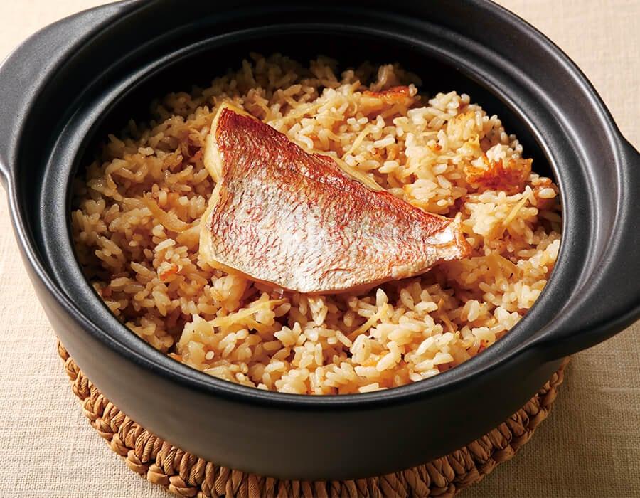 天然真鯛炊き込みご飯の素(2合炊き用)