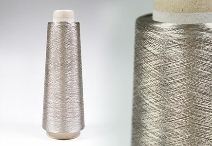 銀メッキ糸が生み出す 抗菌99%・抗ウィルス99.6%