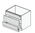 キャビネットを選ぶ ベースキャビネット引き出しタイプ