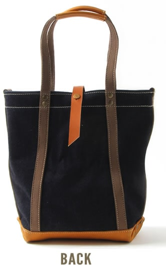 HEAVY TOTEBAG ヘビートート BACK