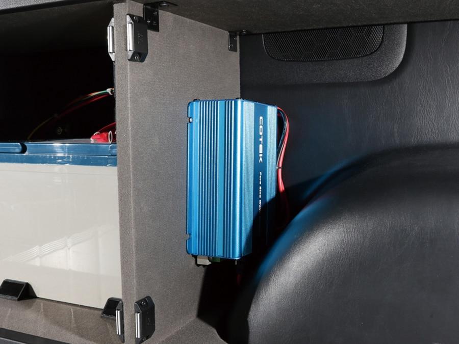 ユーアイビークル/UIvehicle ハイエース/HIACE コンプリートカー:ワゴン GL RX パッケージ 350Wインバーター