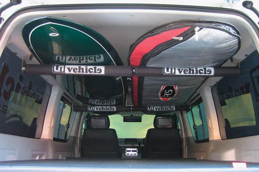 ユーアイビークル/UIvehicle ハイエース/HIACE ルームキャリア