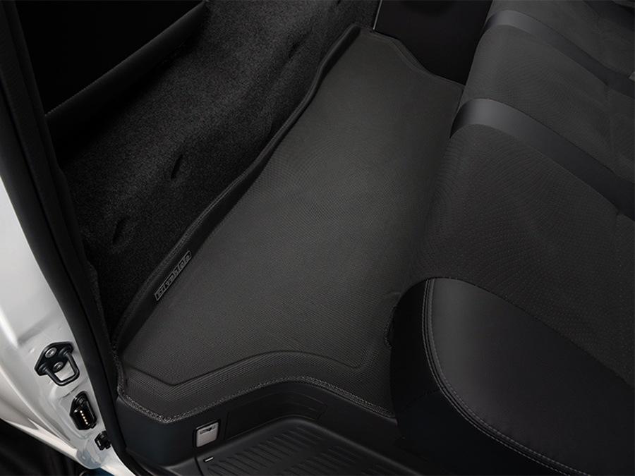 ユーアイビークル/UIvehicle ハイエース/HIACE コンプリートカー:快適車中泊パッケージ 3Dラバーマット リア