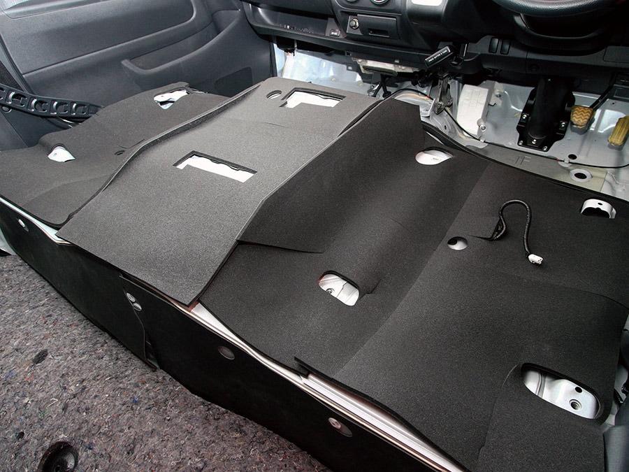 ユーアイビークル/UIvehicle ハイエース/HIACE コンプリートカー:快適車中泊パッケージ LEDターンランプ