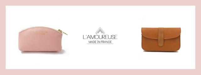 日本初上陸のフランスブランド。ラモフォーズの財布とバッグ通販