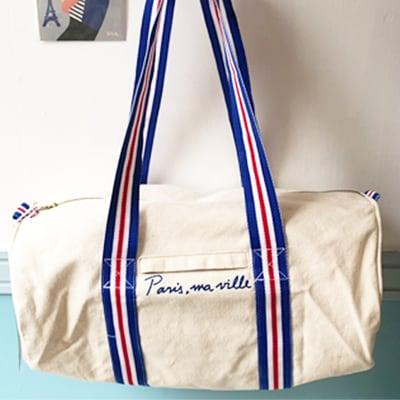 かわいいスポーツバッグ,フランス人クリエイター,フランス雑貨ラメゾンドレイル