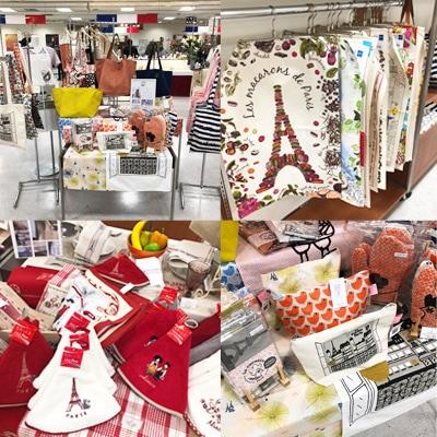 フランス雑貨,デパート催事,Bunkamuraパリ祭