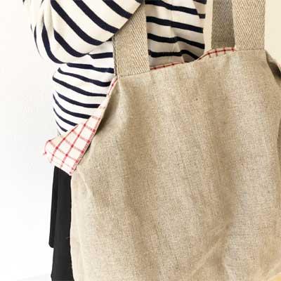 リネントートバッグはフランス製シャルベエディション。軽くて丈夫、しかもかわいい。通販はこちら