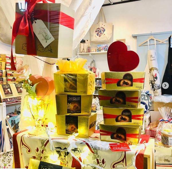 日本で手に入るフランス産チョコレート・ジャコ—はバレンタインにもおすすめ。横浜山手フランス雑貨ラメゾンドレイル公式通販