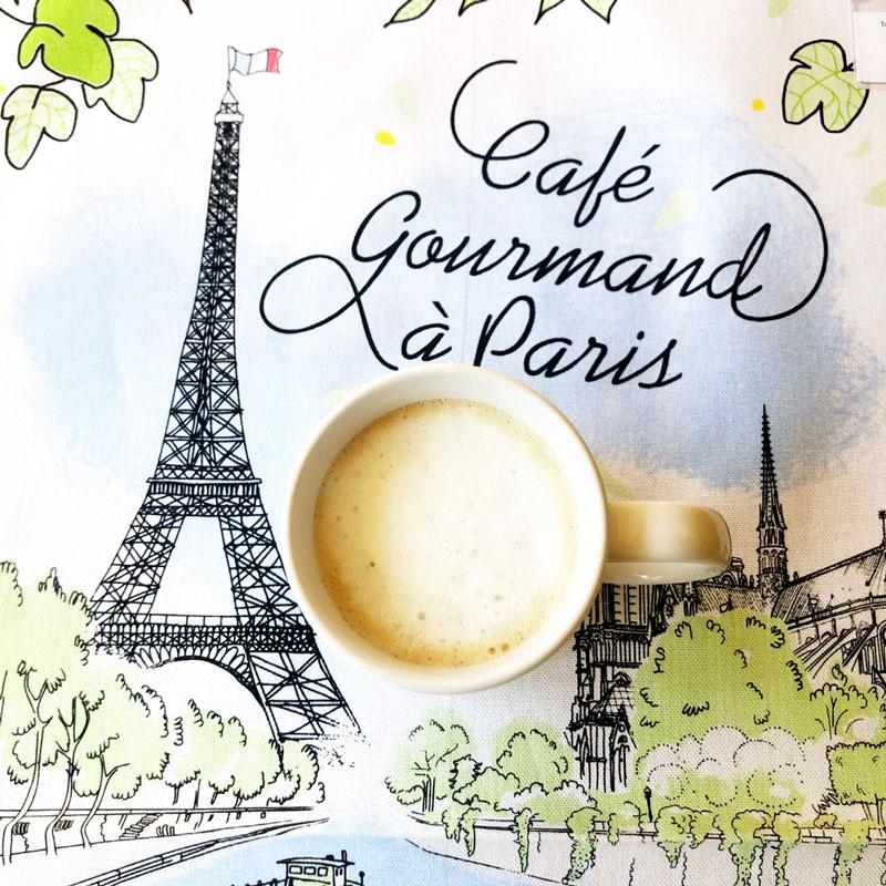 カフェオレ専用コーヒー豆の通販。粉も。テレビ神奈川・TVK放送で大反響。横浜山手フランス雑貨ラメゾンドレイル公式通販