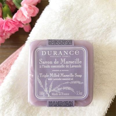 デュランス・ラベンダーの香りの石鹸。横浜山手フランス雑貨ラメゾンドレイル公式通販