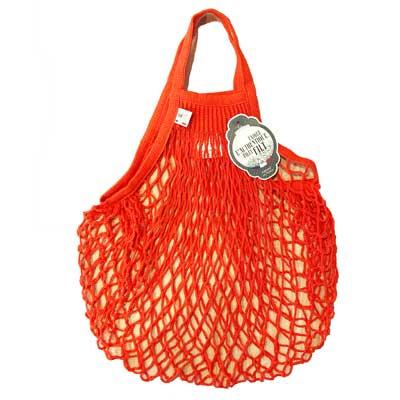 フランス製ネットバッグをエコバッグや野菜の収納に。使い方もいろいろ