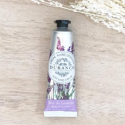 デュランスハンドクリーム・ラベンダーの香り。横浜山手フランス雑貨ラメゾンドレイル公式通販