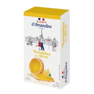 フランス製レモンタルト通販。プレフェレダマンディンの輸入菓子は横浜山手フランス雑貨ラメゾンドレイル公式通販で